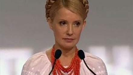 Людина року. Юлія Тимошенко
