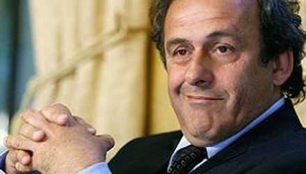 Платини о Евро-2012: Даже самая красивая женщина не может дать все
