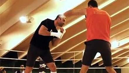 Брати Клички вийшли на ринг один проти одного