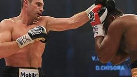 Віталій Кличко хоче ще раз зустрітись на рингу з Дереком Чізорою