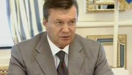 Сегодня во Львове Янукович встретится с Платини