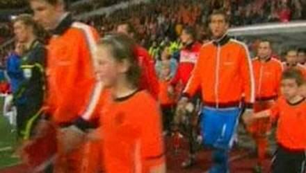 Группа В: Сборная Нидерландов