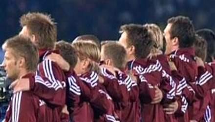 Группа В: Сборная Дании