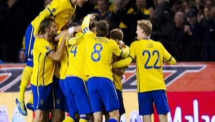Группа D: Сборная Швеции