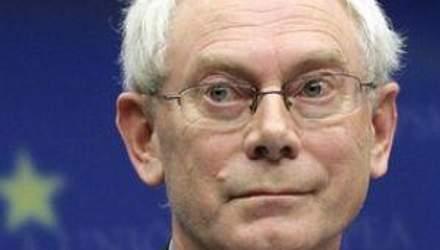 """Ромпей: У ЄС не розглядають """"бойкоту"""" ЄВРО-2012 в Україні"""