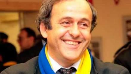 Платіні хоче, щоб Україна вийшла у плей-оф