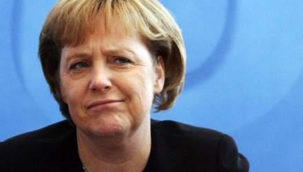 Меркель не посетит в Украине матчи групповой фазы ЕВРО-2012