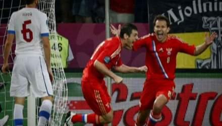 2012 фактів про ЄВРО: Стартовий розгром