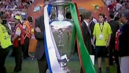 2012 фактів про ЄВРО: Найстарший чемпіон