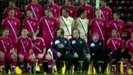 2012 фактів про ЄВРО: Вік футболістів на ЄВРО-2012