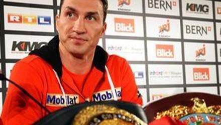 Кличко победил Томпсона в 6 раунде