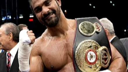 Бокс: Дэвид Хэй победил Дерека Чисору