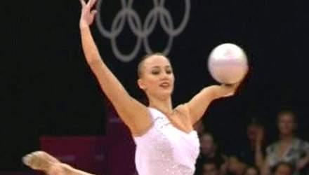 Украинки стартовали в отборе по художественной гимнастике