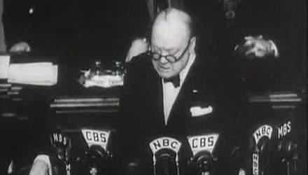 Уинстон Черчилль - политик, который был обречен стать символом Великобритании