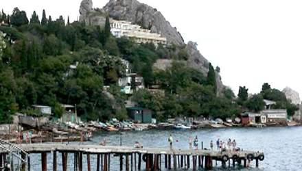 Південний берег Криму здивує теплим осіннім морем