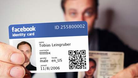 В Британии вместо паспорта можно будет предъявлять свою страницу в Facebook