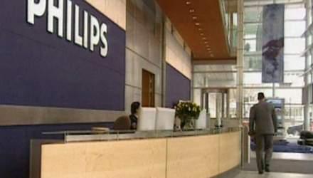 Чистая прибыль Philips в III квартале выросла до 170 млн евро