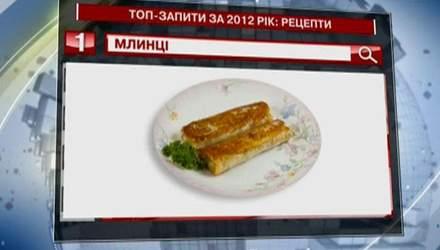 Українці-кулінари в Google найбільше хотіли дізнатися, як готувати млинці