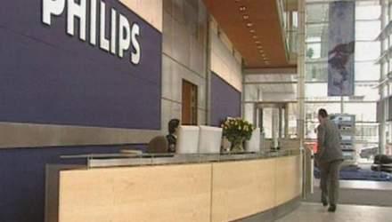 Philips продає підрозділ із виробництва аудіо- та відеотехніки