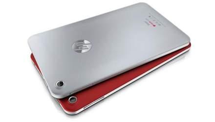 HP анонсувала свій перший планшет на базі Android