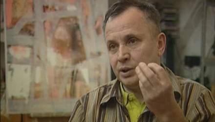 Мыкола Журавель - художник, который не потерял себя