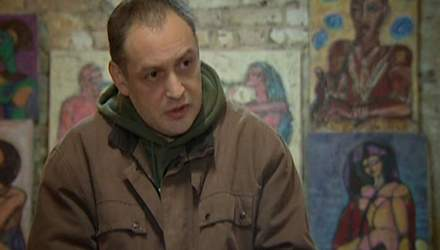 Микола Сологуб - художник непростих героїв