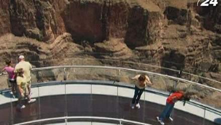 Рукотворне чудо - міст над Великим каньйоном