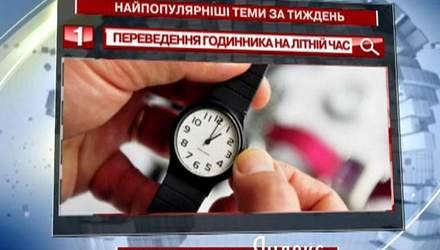 """Самой популярной темой в """"Яндексе"""" стал переход на летнее время"""