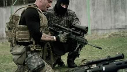 Спецоперация французского иностранного легиона по захвату аэропорта (Видео)