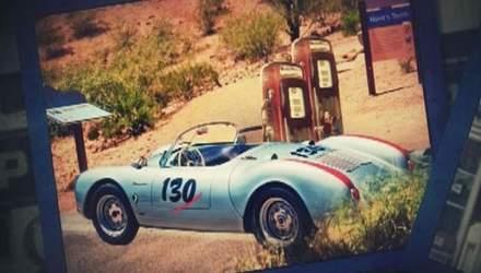 """Автомобіль-убивця - """"Маленький виродок"""" Джеймса Діна (Відео)"""