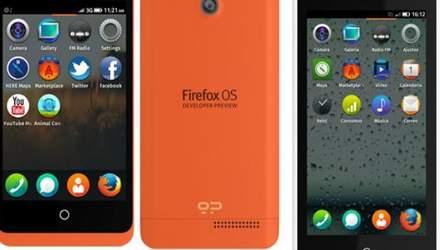 Mozilla у червні представить пристрій на Firefox ОС