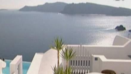 Готель Katikies: білосніжний спокій над вулканом