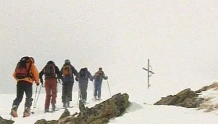 Ски-альпинизм - опасное путешествие вне трассы