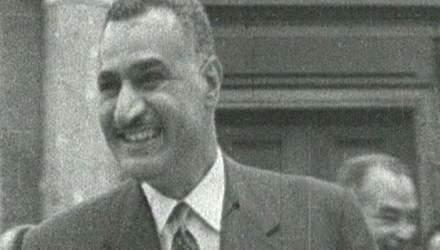 Диктатори. Гамаль Абдель Насер