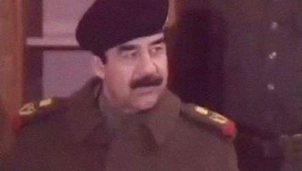 Диктатори. Саддам Хусейн