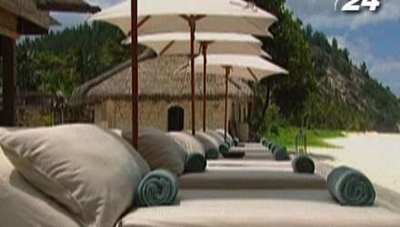 Готель North Island: Атмосфера дикої природи та строга розкіш