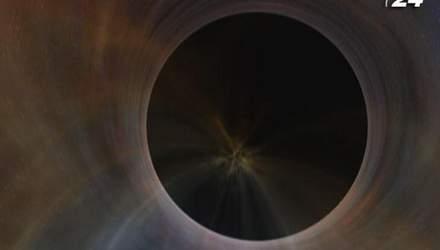 Чорні діри: по той бік безкінечності