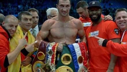 Владимир Кличко: Победил сильнейший