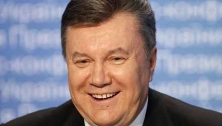Янукович пожелал Кличко новых побед во имя Украины