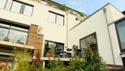 Трансформация бункера времен Второй мировой войны в современное жилье