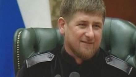 Диктатори. Рамзан Кадиров