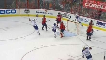 """Обзор матчей NHL: """"Вашингтон"""" выиграл свой первый матч в основное время"""