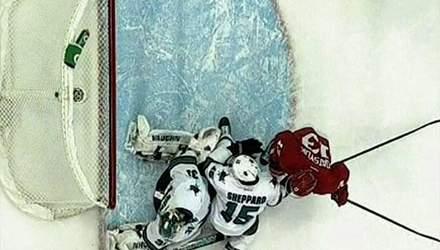 """""""Сан-Хосе Шаркс"""" - непобедимы в новом сезоне Национальной хоккейной лиги"""
