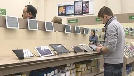 Продажи планшетов в Украине вырастут на 260%, - прогноз