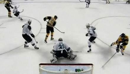 """Хокеїсти """"Сан-Хосе"""" зазнали поразки на останній секунді гри"""