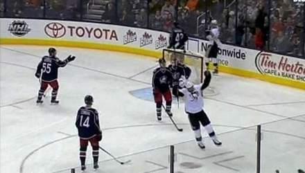 NHL: Джеф Заткоф здійснив перший шатаут в кар'єрі