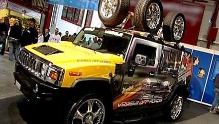 Выставка автозвука и экстремального тюнинга в Германии