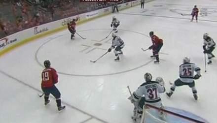 """Обзор матчей NHL: """"Вашингтон Кэпиталс"""" одержали четвертую победу подряд"""