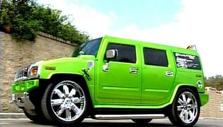 Hummer – король у світі автотюнінгу