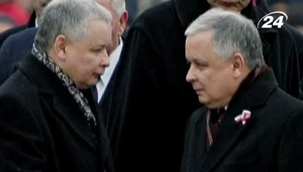 Братья Качиньские - консерваторы, патриоты своего государства и родные братья